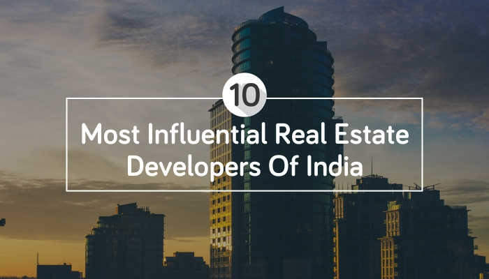 10 Most Influential Real Estate Developers Of India Bluelupin Top Mobile Web And Chatbot Development Company