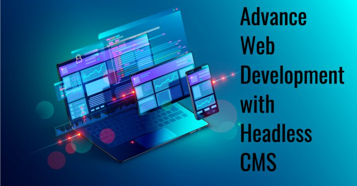 headless CMS web development